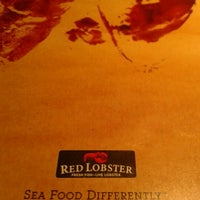 Photo taken at Red Lobster by Rachel C. on 10/7/2012