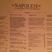Photo taken at Napolese Artisanal Pizzeria- 49th and Pennsylvania by Mark D. on 11/23/2013