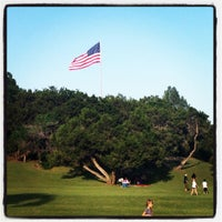 Photo taken at Flag Pole Hill by Cat P. on 5/28/2013