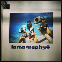 Photo taken at Lomography+ / ロモグラフィープラス by Hiroki K. on 4/20/2014