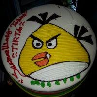 Photo taken at Majestyk Bakery & Cake Shop by Billiand W. on 12/16/2012