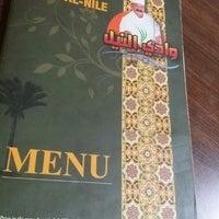 Photo taken at Wadi Al Nile Restaurant by Fatin F. on 6/23/2014