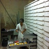 Photo taken at Farmacia Giberti by Francesco S. on 7/24/2013