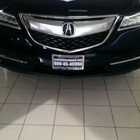 Photo taken at Acura Of Lynnwood by Ben P. on 10/10/2013