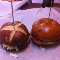 Photo taken at Burger Boss by Nelson A. on 10/6/2012
