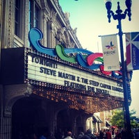 Photo taken at State Theatre by Todd H. on 7/23/2013