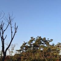 Photo taken at 남부수자원생태공원 by Sotishana on 10/12/2013