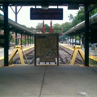 Photo taken at SEPTA Chestnut Hill East Station by Jahy T. on 8/8/2013
