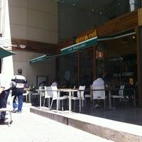 Photo taken at Green Eat by Santiago C. on 3/4/2013
