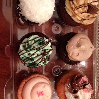 Photo taken at Cupcake and Things Bakery by Lolitta P. on 6/24/2014