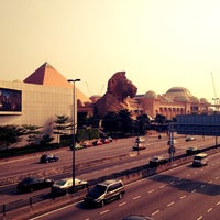 Photo taken at Sunway Pyramid by Nimelesh B. on 7/22/2013
