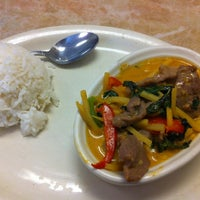 Photo taken at Thai Pepper by Hillarie on 12/27/2012