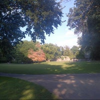 Photo taken at Tyler Park by John O. on 9/7/2013