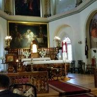 Photo taken at Sv. Marijas Magdalēnas baznīca by Ingūna K. on 5/14/2016