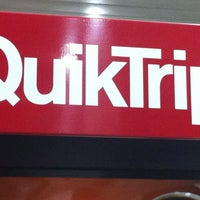 Photo taken at QuikTrip by PoohBear on 10/30/2012