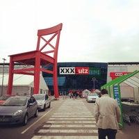 Photo taken at XXXLutz by whereisemil on 10/25/2014