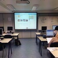 Photo taken at Club de Marketing de Navarra by Ana C. on 7/1/2014