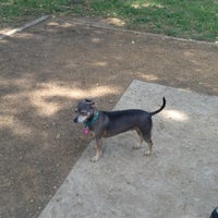 Photo taken at Fort Woof Dog Park by Taylor F. on 5/18/2013