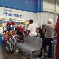 Photo taken at Walmart Supercenter by Tam G. on 12/24/2012