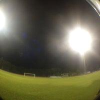Photo taken at Stadium UKM by AG C. on 3/1/2013