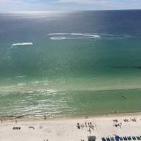 Photo taken at Panama City Beach Public Access #39 by Dan S. on 10/18/2015