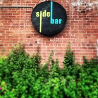 Photo taken at SideBar by EATERAZ on 8/15/2013