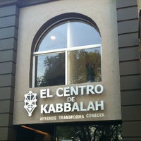 Photo taken at Centro de Kabbalah, Librería Polanco by Paty G. on 2/8/2013