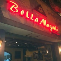 Photo taken at Bella Napoli by Shunitsu M. on 10/5/2012