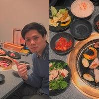 Photo taken at 焼肉 やる気 高野店 by phuwa' k. on 2/25/2015