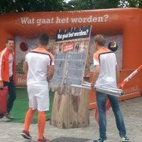 Photo taken at Marktplein by Bennie K. on 6/18/2014