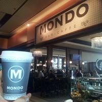 Photo taken at Mondo by Uwe R. on 1/12/2013
