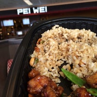 Photo taken at Pei Wei Asian Diner by Mark J. on 12/29/2013