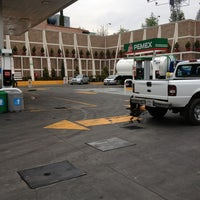 Photo taken at PEMEX by Laura B. on 3/15/2013
