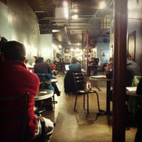 Photo taken at Diesel Café by Joe B. on 11/8/2012