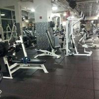 Photo taken at 24 Hour Fitness by Angel L. on 5/5/2013