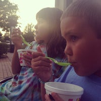 Photo taken at Sweet Frog by Brandy M. on 9/18/2013