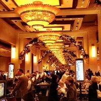 Photo taken at JACK Cleveland Casino by Emma B. on 12/30/2012
