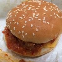 Photo taken at Burger King by Alex B. on 9/16/2014