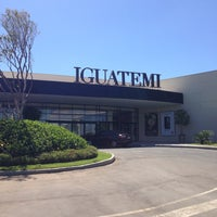 Photo taken at Shopping Iguatemi by Renata L. on 8/7/2013