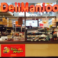 Photo taken at DeliManjoo by Annie P. on 6/5/2014