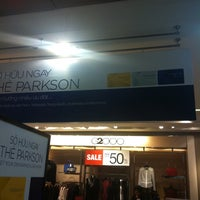 Photo taken at Parkson Saigon Tourist by nurul a. on 2/18/2016