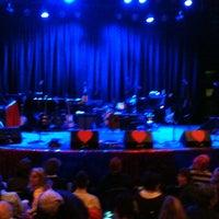 Photo taken at Aladdin Theater by Richard C. on 2/14/2013
