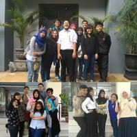 Photo taken at Fakultas Perikanan dan Ilmu Kelautan (FPIK) by Renardhi A. on 12/1/2015