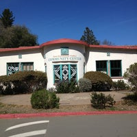 Photo taken at San Geronimo Community Center by Rachelle C. on 3/24/2013