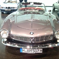 Photo taken at BMW Museum by Martijn M. on 3/9/2013
