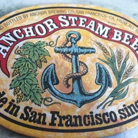 Photo taken at Anchor Brewing Company by Christopher J M. on 1/21/2013