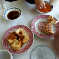 Photo taken at Green Tea Chinese Restaurant by Xiaofang W. on 11/2/2013