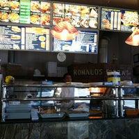 Photo taken at Broadway Pizzeria Italian Restaurant by Sam J. on 10/11/2012