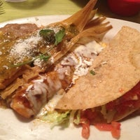 Photo taken at Pappasito's Cantina by Lynn D. on 2/20/2013