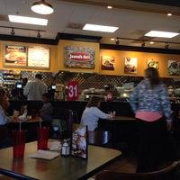 Photo taken at Jason's Deli by Sylvia C. on 10/26/2013